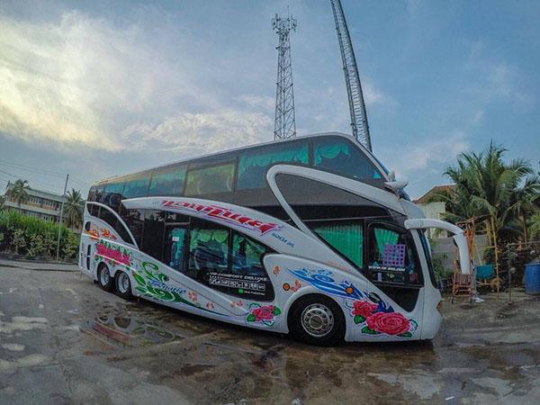 บริการให้เช่า รถบัสนำเที่ยว บริการเหมารถโค้ช